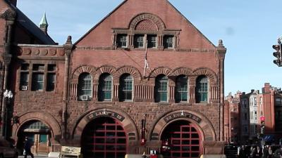 station, boston