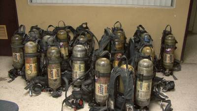 scott, safety, scba, airbottles, fire, firefighter, safety, mexico