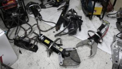 hurst, rescue, spreaders, cutters, donation, save, lives, mexico