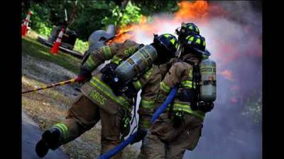 Episode One is a simple picture slideshow showcasing Spanish Fort Fire Rescue.